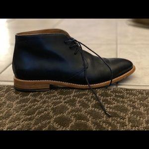 Me. B's Aldo all leather desert boots